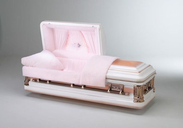 Ashley Copper Casket