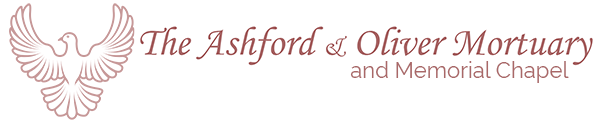 The  Ashford& Oliver Mortuary and Memorial Chapel, Logo